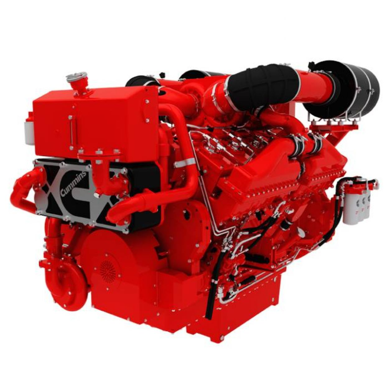 QSK38 Cummins Main Propulsion