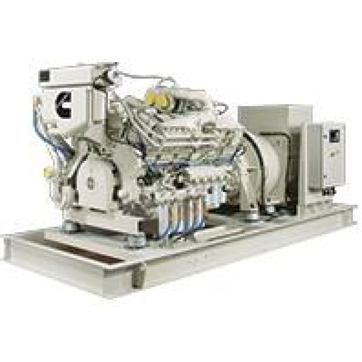 K38-CP C Power Cummins Marine Genset