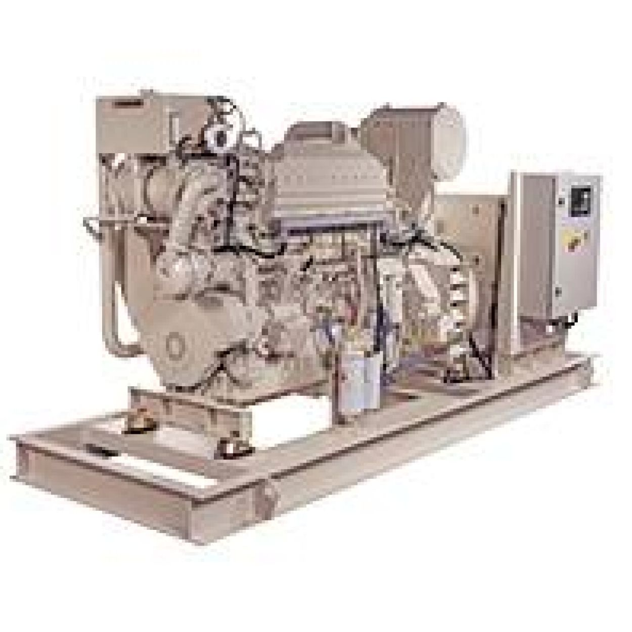 K50-CP C Power Cummins Marine Genset